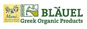 blauel greek organic products logo