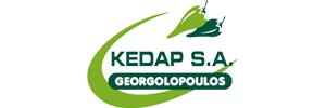 kedap s.a. georgopoulos logo