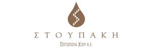 στουπακη ποτοποιια χιου logo